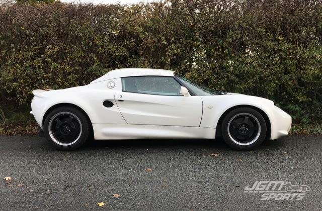 1997 S1 LOTUS ELISE FULLY CUSTOMISED ONE OFF ONLY 42K MILES