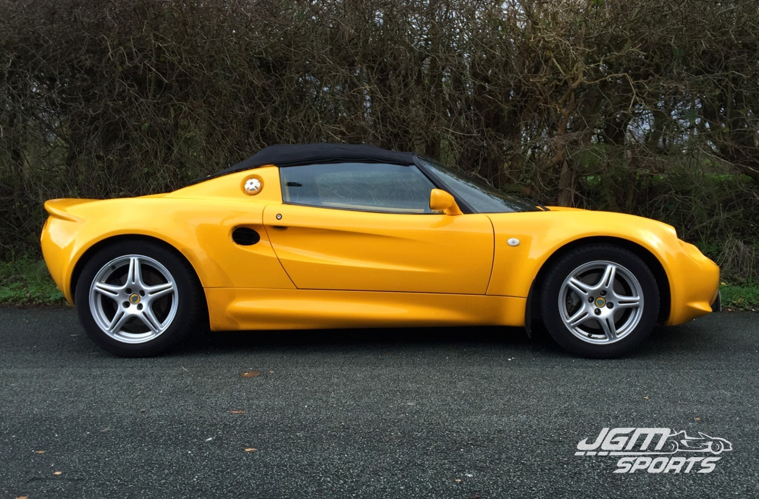 yellow lotus elise cars - photo #18
