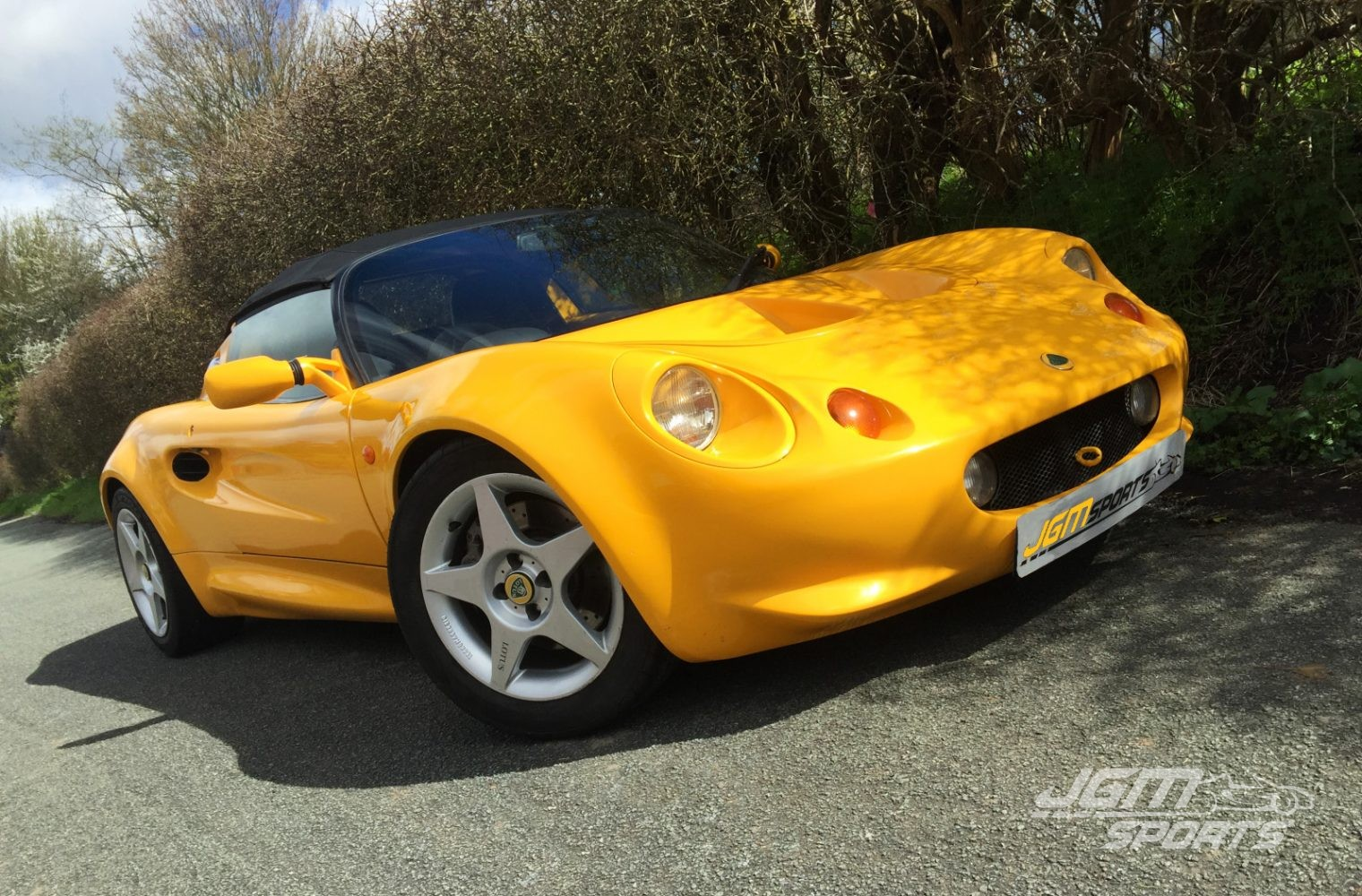 yellow lotus elise cars - photo #44