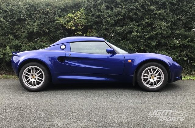 1999 S1 LOTUS ELISE AZURE BLUE EXCELLENT CONDITION LOW MILES GREAT VALUE