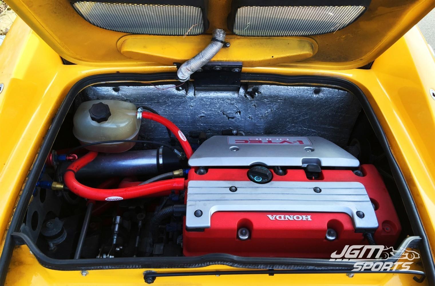 1999 S1 LOTUS ELISE ESSEX AUTOSPORT HONDA CONVERSION 220BHP! › JGMsports