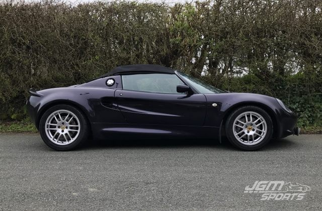 1999 S1 LOTUS ELISE HONDA CONVERSION GOOD SPEC WAVETRAC LSD HONDA DATA EXEDY