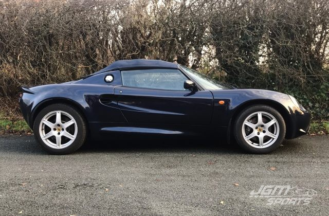 2000 S1 LOTUS ELISE MILLENNIUM EDITION RARE ONLY 2 OWNERS