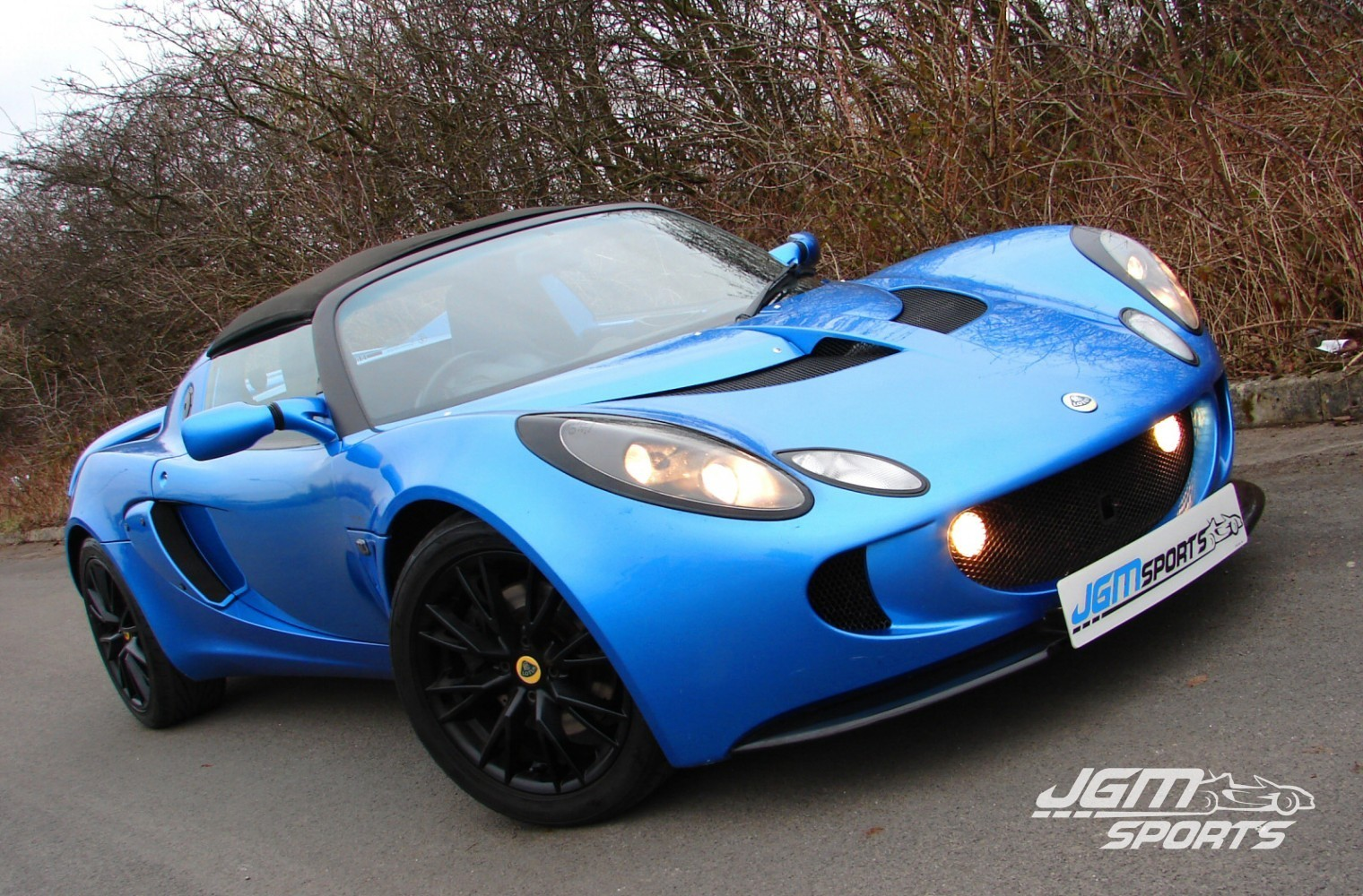 2002 S2 Lotus Elise 111s 160bhp Exige Front Clam And