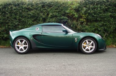 Racing Cars For Sale >> 2002 S2 LOTUS ELISE SPORT 135 LOTUS RACING GREEN MAGAZINE FEATURED › JGMsports