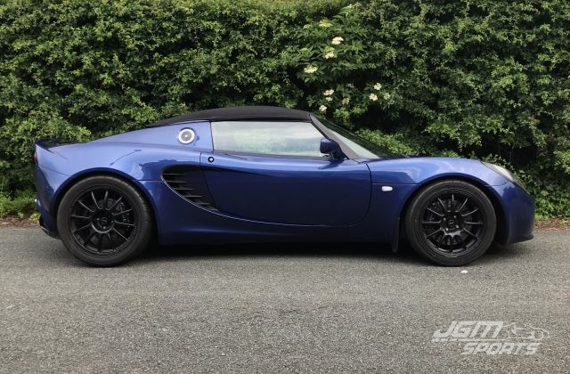 2002 S2 LOTUS ELISE TRACK SPEC NITRON SUSPENSION TAROX BRAKES PLUS MORE