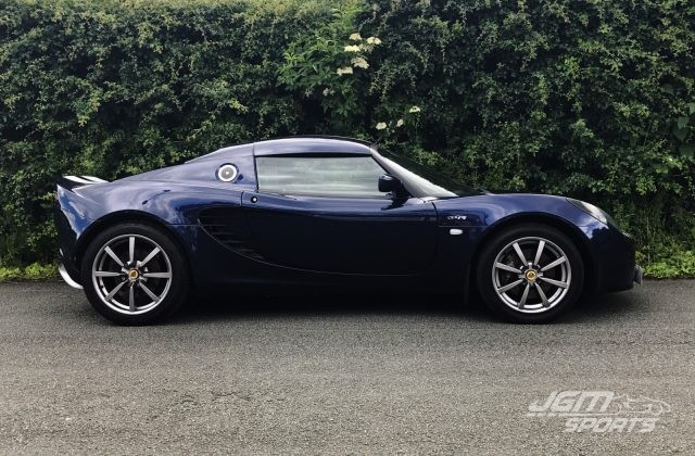2004 S2 LOTUS ELISE 111R TOURING SPORTS RACER STRIPES HARD AND SOFT TOP