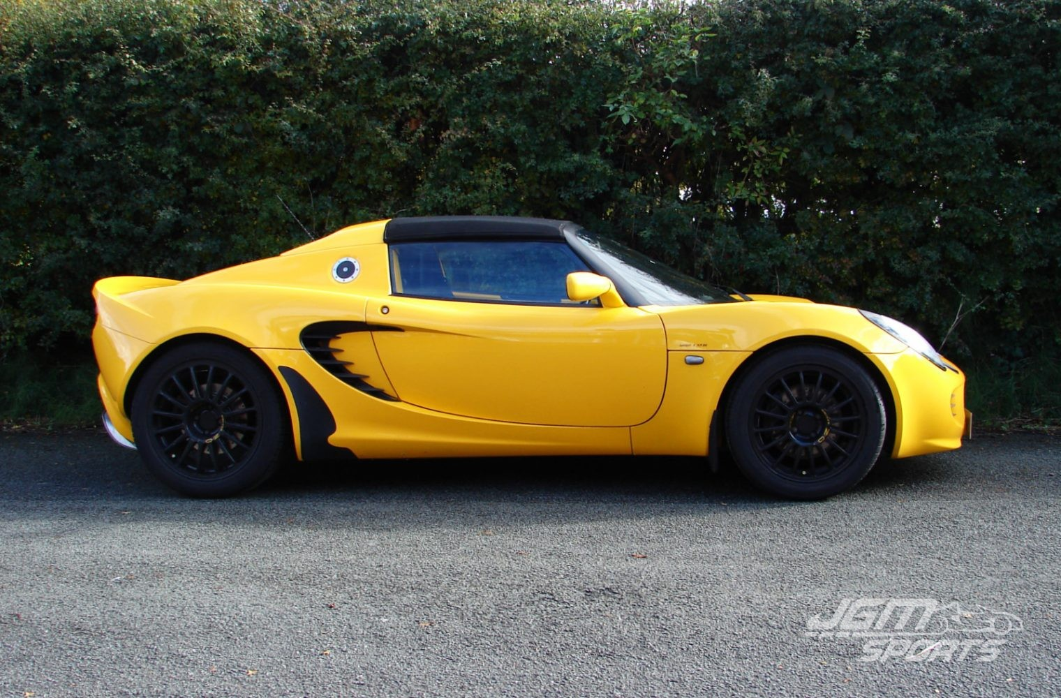 Cars for sale jgmsports sold 2004 s2 lotus elise 135r saffron yellow very rare no 110125 vanachro Images