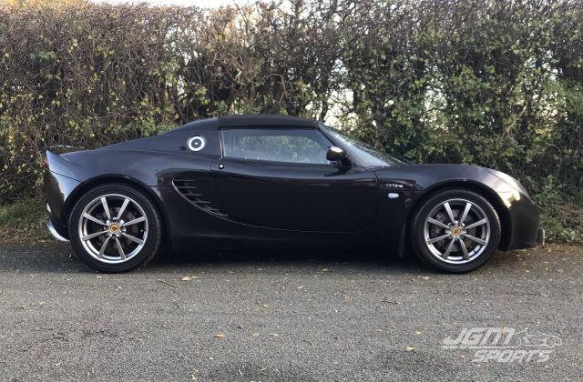 2005 S2 LOTUS ELISE 111R TOURING STARLIGHT BLACK NITRON SUSPENSION COMPETITIVELY PRICED