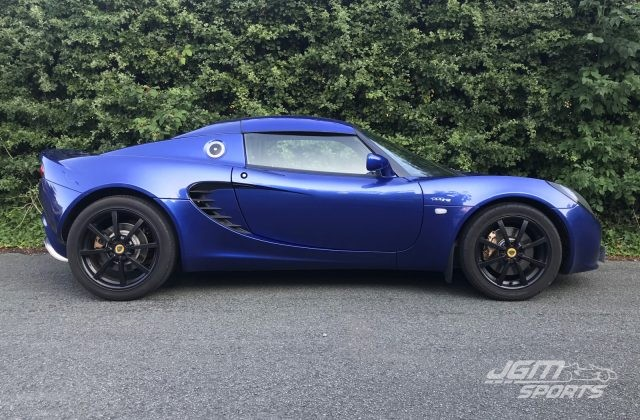 2006 S2 LOTUS ELISE 111R TOURING MAGNETIC BLUE ECU REFLASH FULL HISTORY TRACTION CONTROL