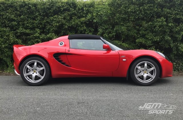 2006 S2 LOTUS ELISE S ARDENT RED STUNNING CONDITION FULL MAIN DEALER HISTORY