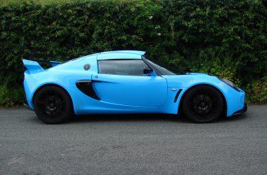 2006 S2 Lotus Exige S Converted Sports Racer Porsche