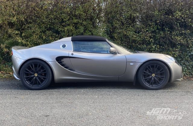 2007 S2 LOTUS ELISE R SUPER TOURING SUPERCHARGED IMMACULATE LOW MILES