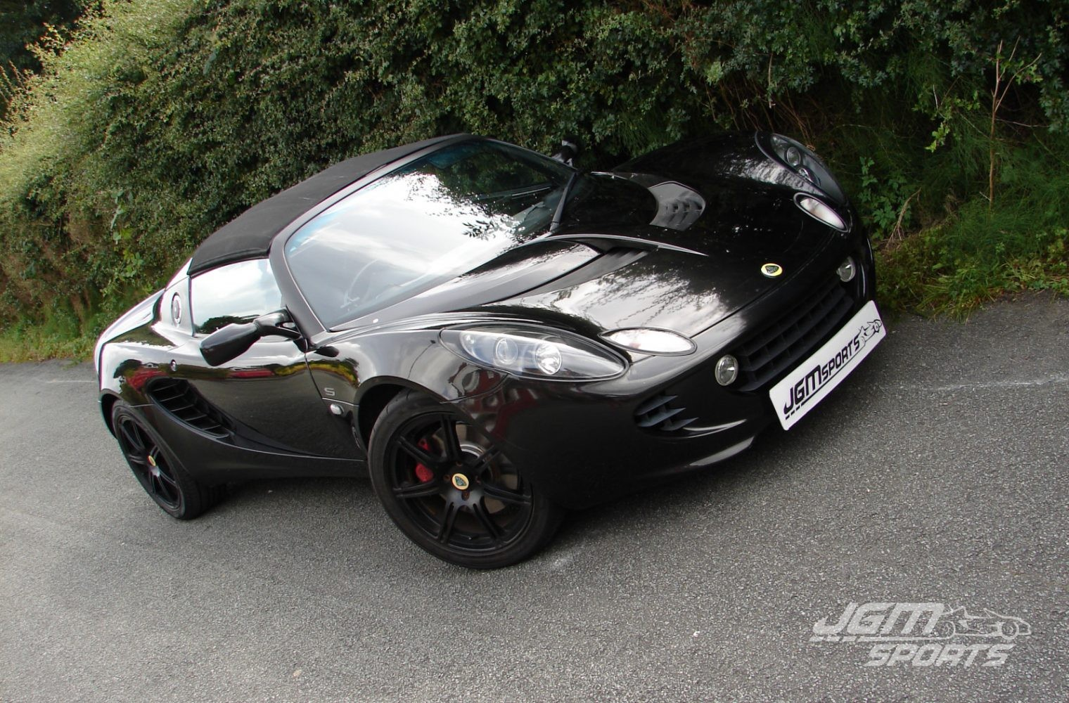 2007 S2 LOTUS ELISE S TOURING PACK STARLIGHT BLACK ONLY 2 OWNERS ...
