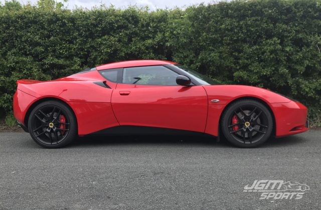 2010 LOTUS EVORA 2+0 COUPE SPORTS TECH AND PREMIUM PACKS LOW MILES
