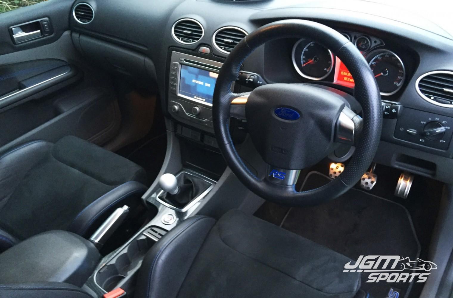 2010 MK2 FORD FOCUS RS REVO REMAP 410BHP! › JGMsports