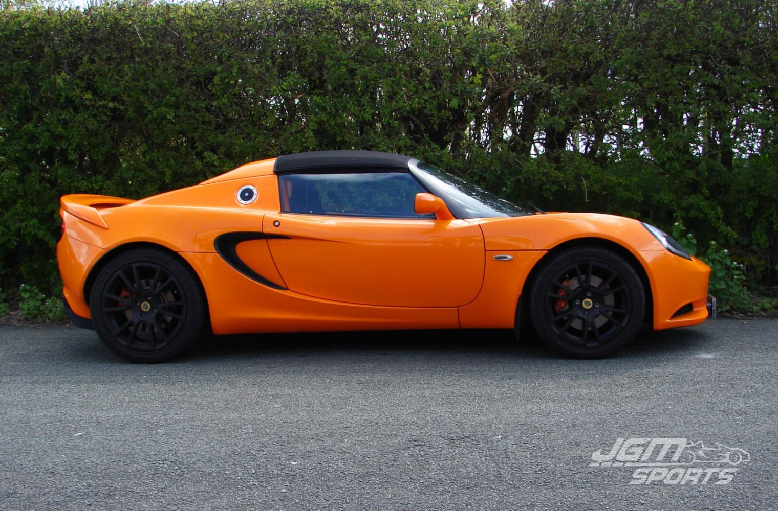 2010 s3 lotus elise sc chrome orange 2 owners from new 12k miles jgmsports. Black Bedroom Furniture Sets. Home Design Ideas