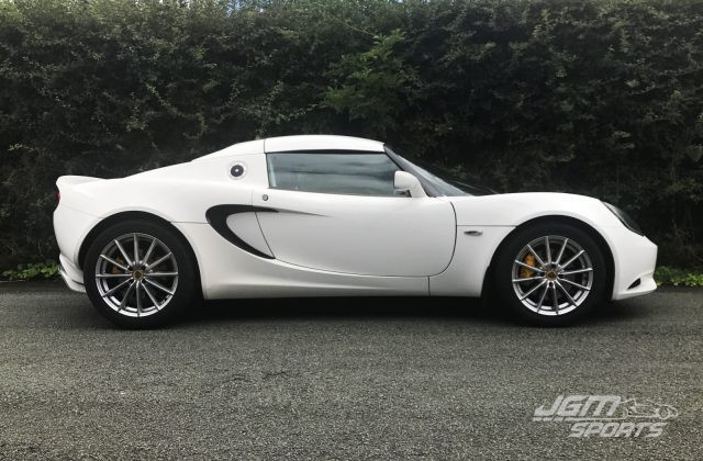 2010 S3 LOTUS ELISE TOURING 1.6 ASPEN WHITE EXCELLENT CONDITION HARD AND SOFT TOP