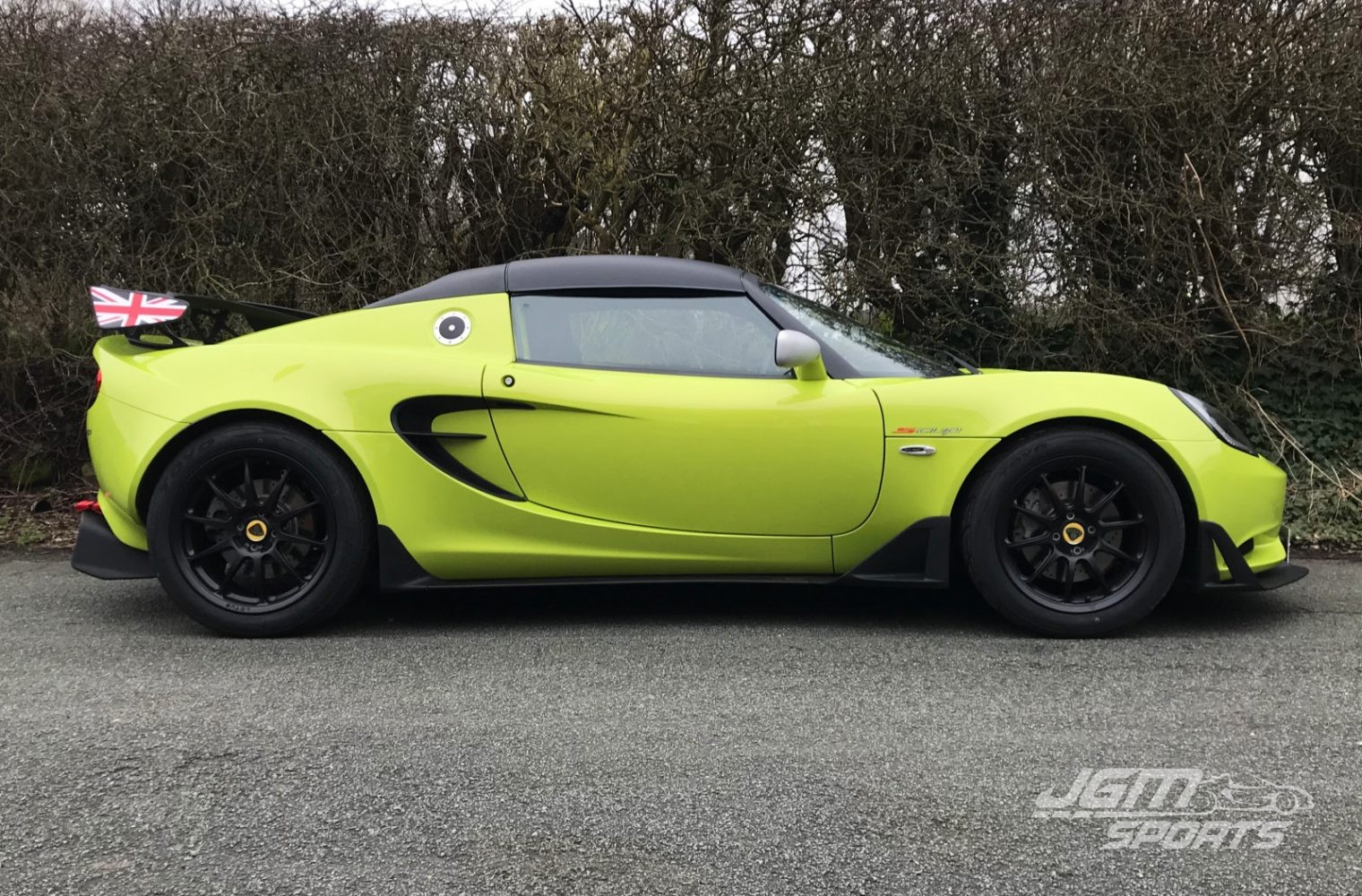 2015 S3 LOTUS ELISE S CUP TOXIC GREEN MOTORSPORT WHEELS HUGE SPEC ...