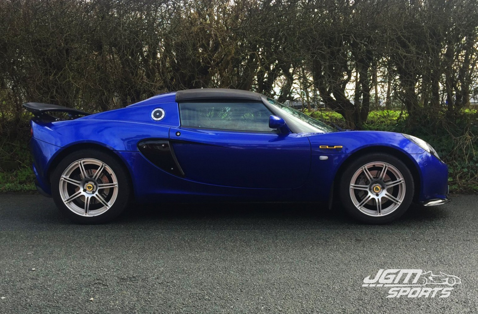 2007 S2 Lotus Elise S Only 13k Miles With Exige Forged